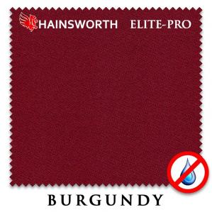 Сукно Hainsworth Elite Pro Waterproof 198см Burgundy