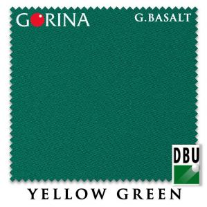 Сукно Gorina Granito Basalt 193см Yellow Green